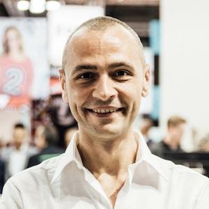Alessandro Cuccurullo, Area Manager