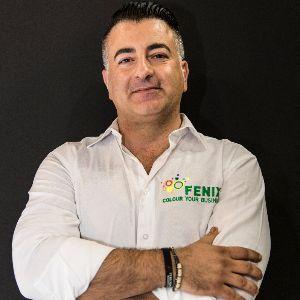 Daniele Carino - Sales Manager - Fenix Digital Group