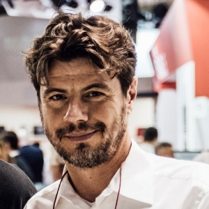 Stefano Vinti, Sales Manager