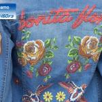 Emoziona il fashion stylist con il ricamo inkjet 3D grazie alla stampa digitale tessile Shima Seiki SIP-160F3S
