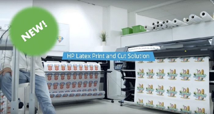 Le nuove HP Latex Print and Cut Solution | Fenix DG