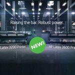 Direttamente da FESPA 2017 le nuove HP Latex 3200 e 3600: regine della stampa digitale superwide format industriale