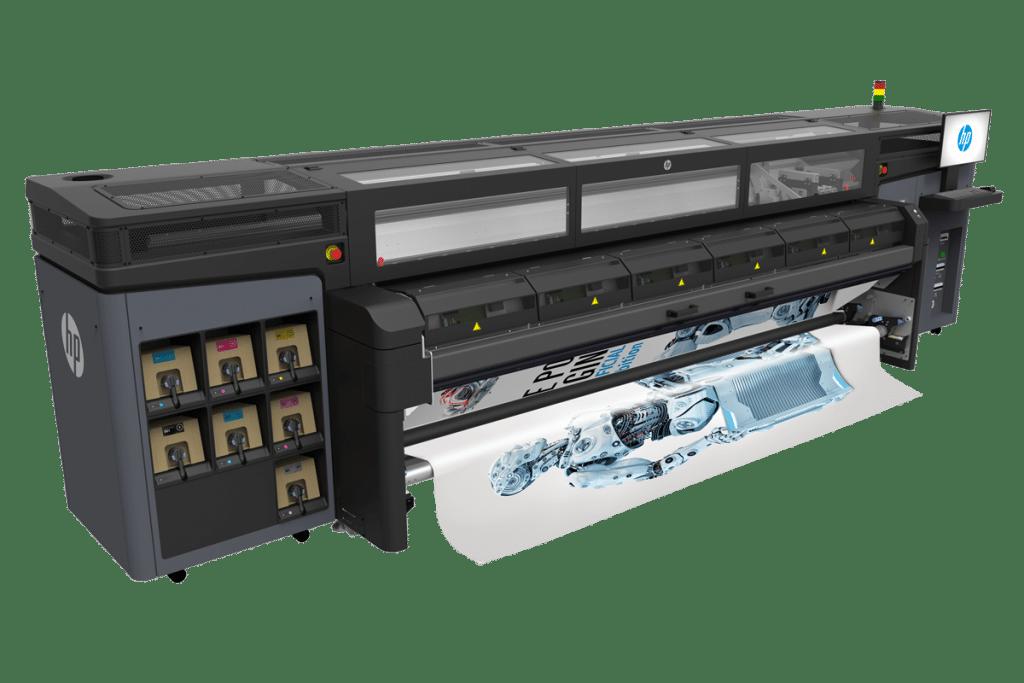 hp latex 1500 rolltofreefall fenix digital group