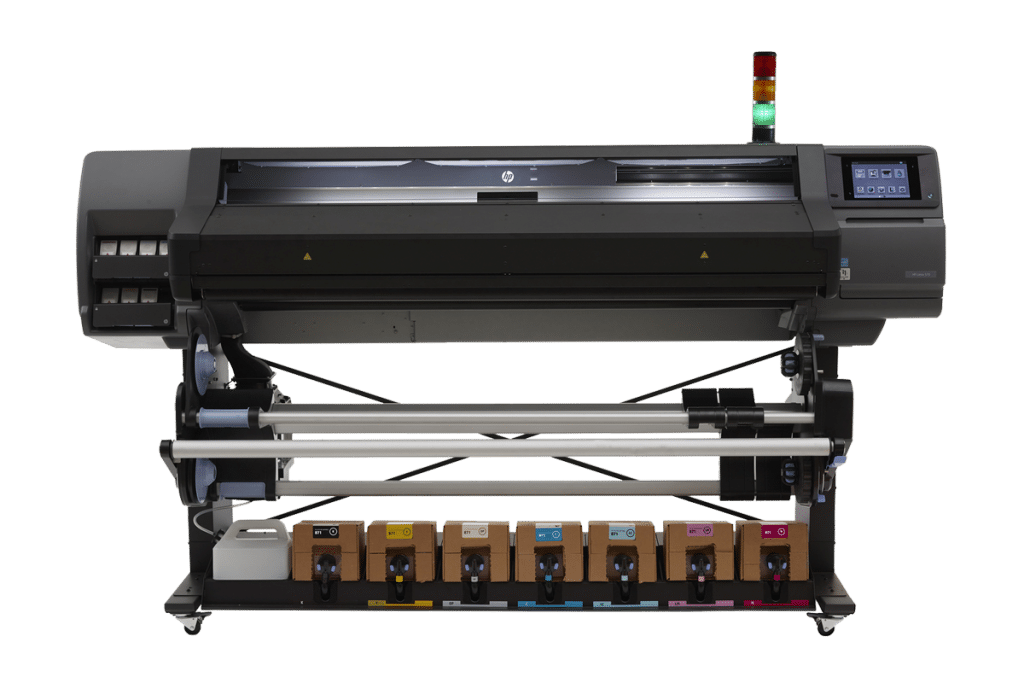 hp latex 570 standard front fenix digital group