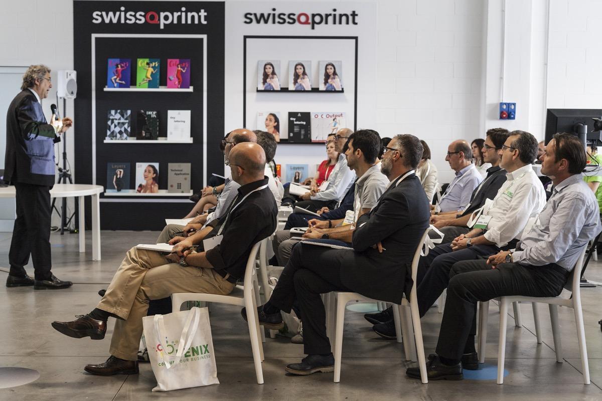 Inaugurazione Fenix Print Lab Mirco Gasparotto