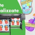 Etichette personalizzate e Idee adesive per HP Latex Print and Cut Solution PT.3