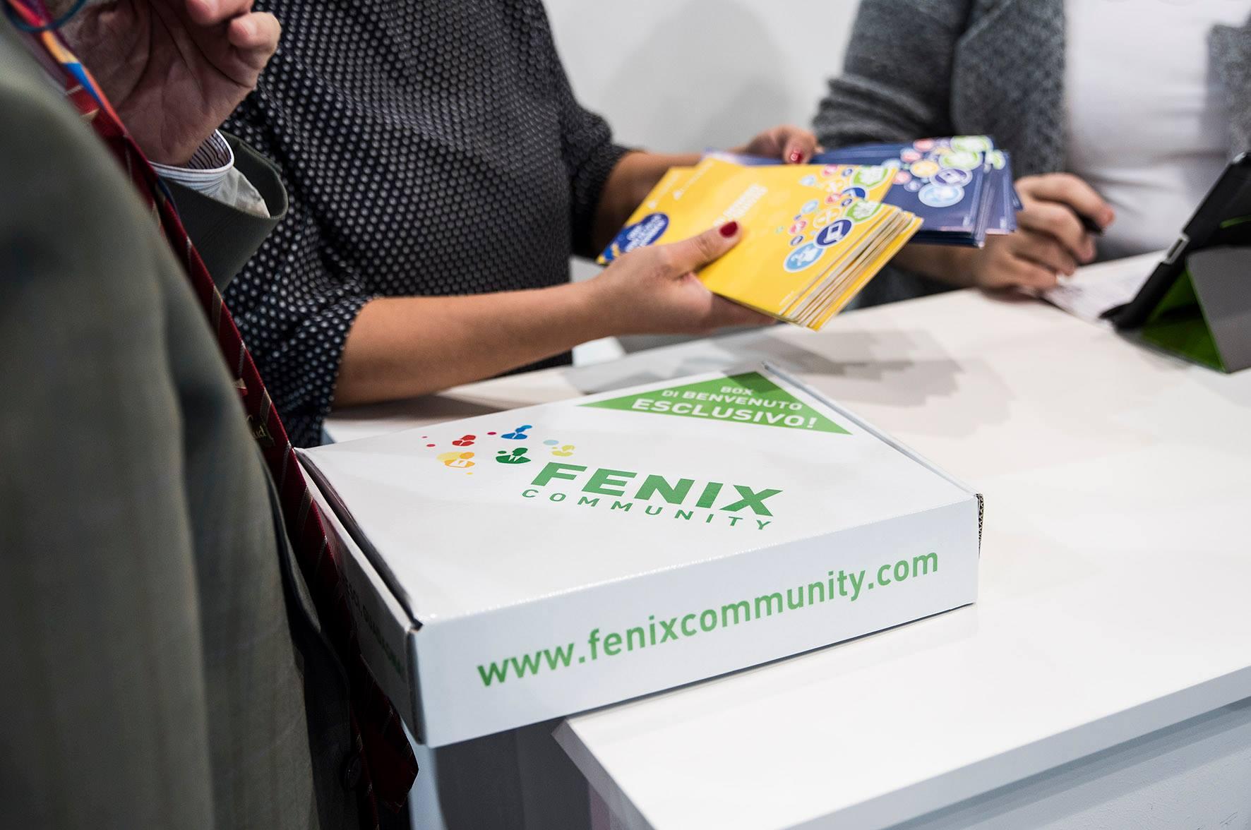 Fenix Community: la vera novità del settore stampa digitale