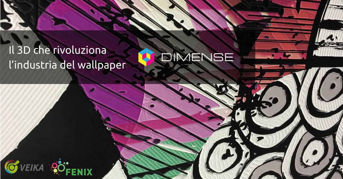 Veika Dimense la rivoluzione dei wallpaper tridimensionali