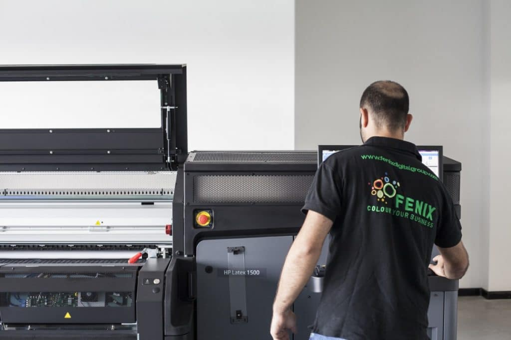 Assistenza stampanti - Fenix Digital Group