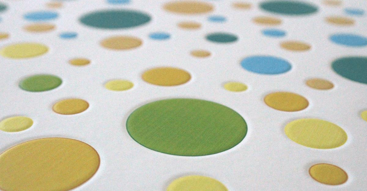 Carta da parati 3d stampata da Nuova Digiservice con tecnologia Veika Dimense