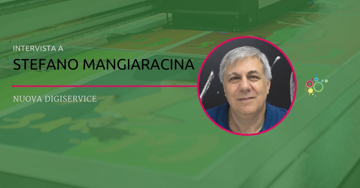 Stefano Mangiaracina, Nuova Digiservice