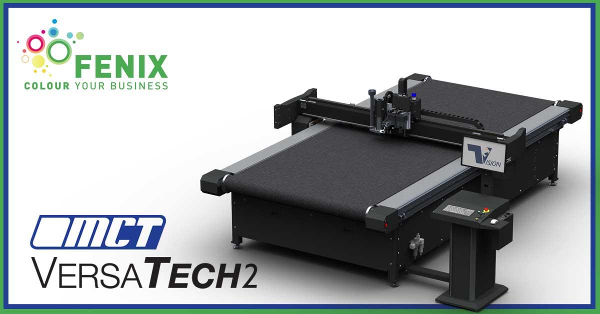 MCT Digital VersaTech2 con TigerVision