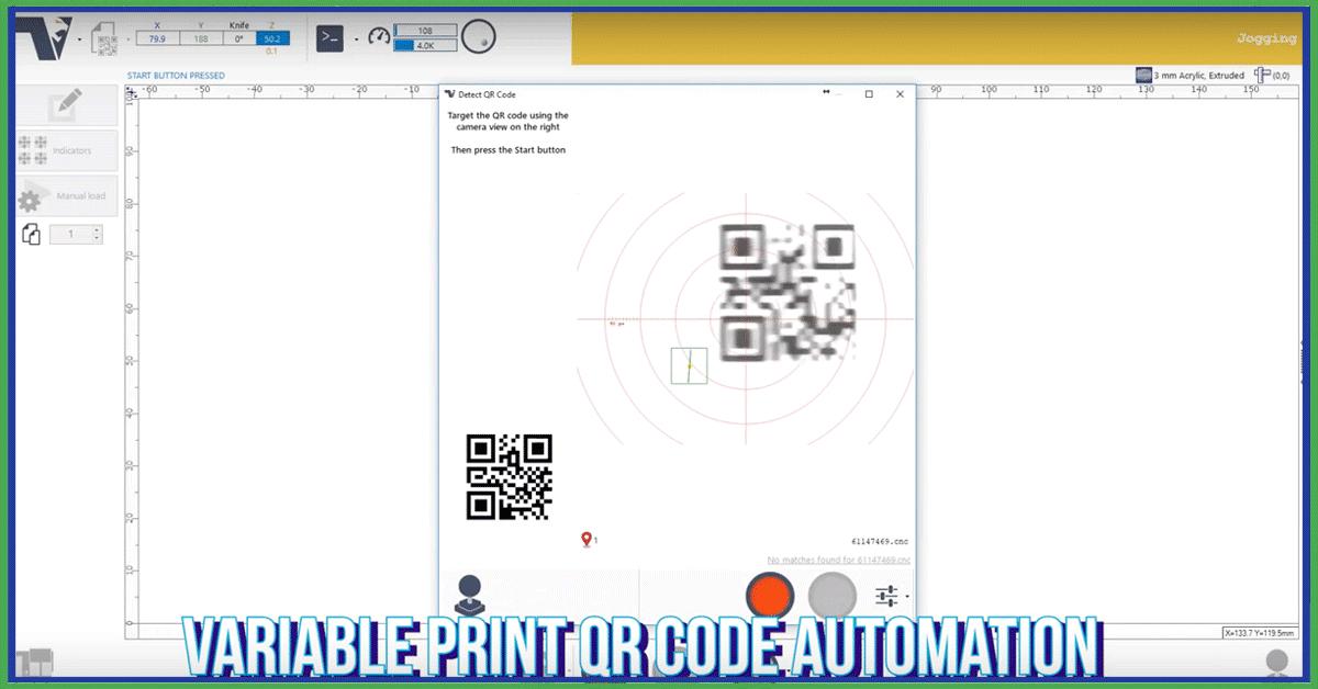 Automazione con TigerVision e QR Code su MCT Digital VersaTech2