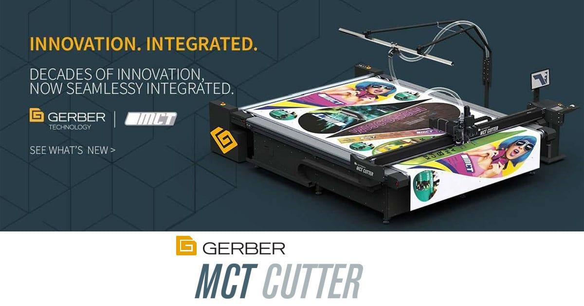 Gerber Technology - Gerber MCT Cutter