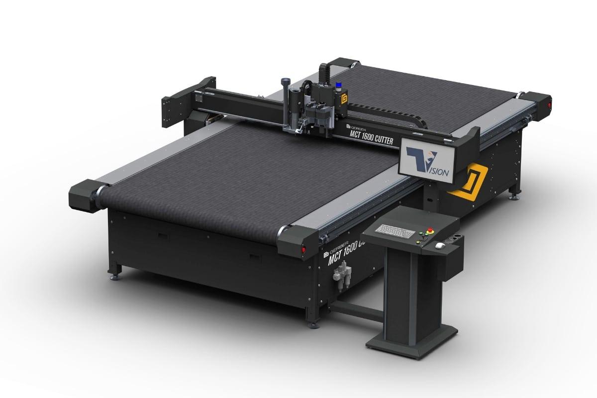 Gerber MCT 1600 Cutter