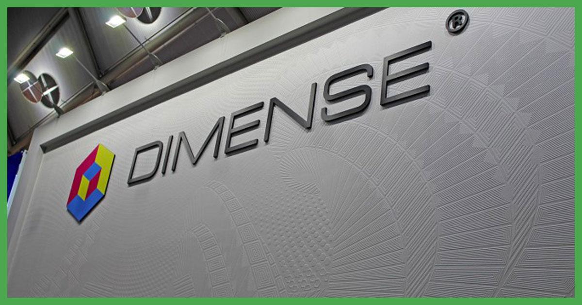 Heimtextil 2019: Veika Dimense parete 3D