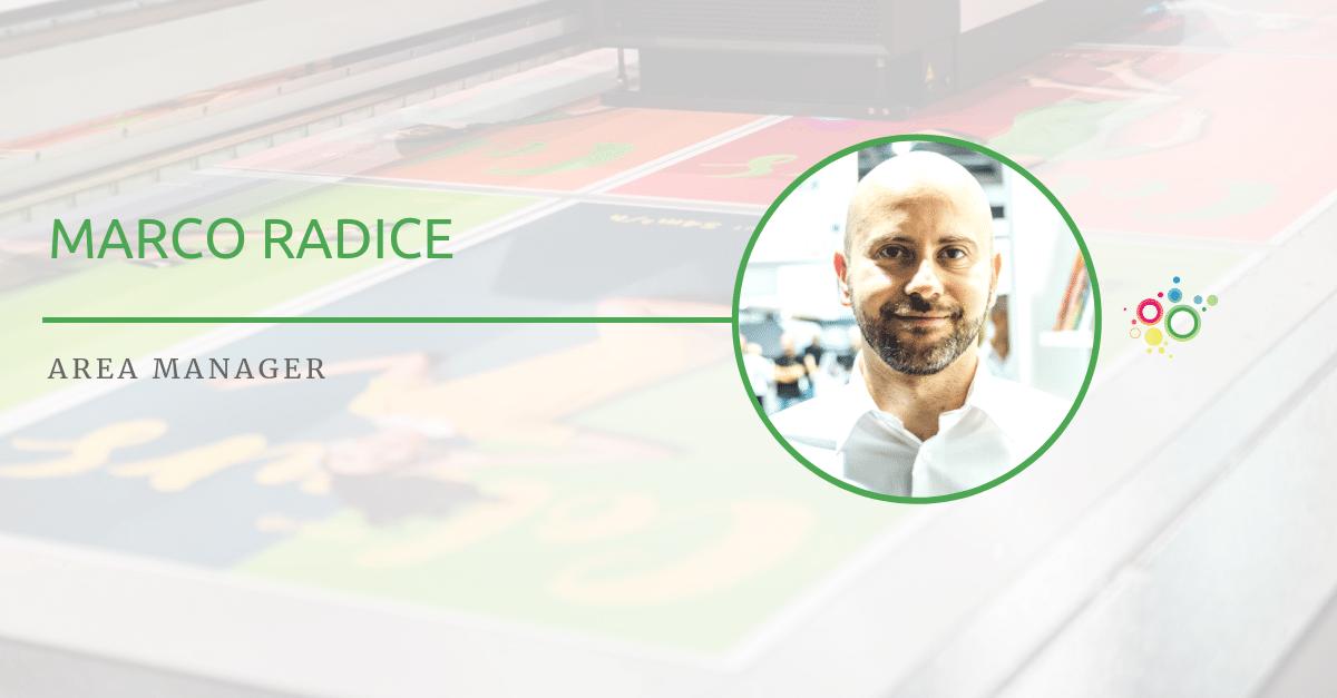 Marco Radice, nuovo Area Manager di Fenix DG per il Piemonte e la Lombardia