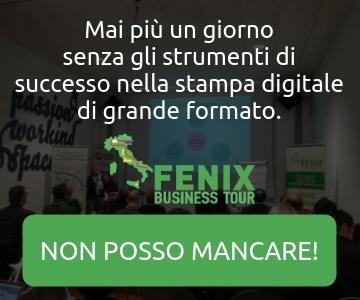 Banner iscrizione Fenix Business Tour 2019