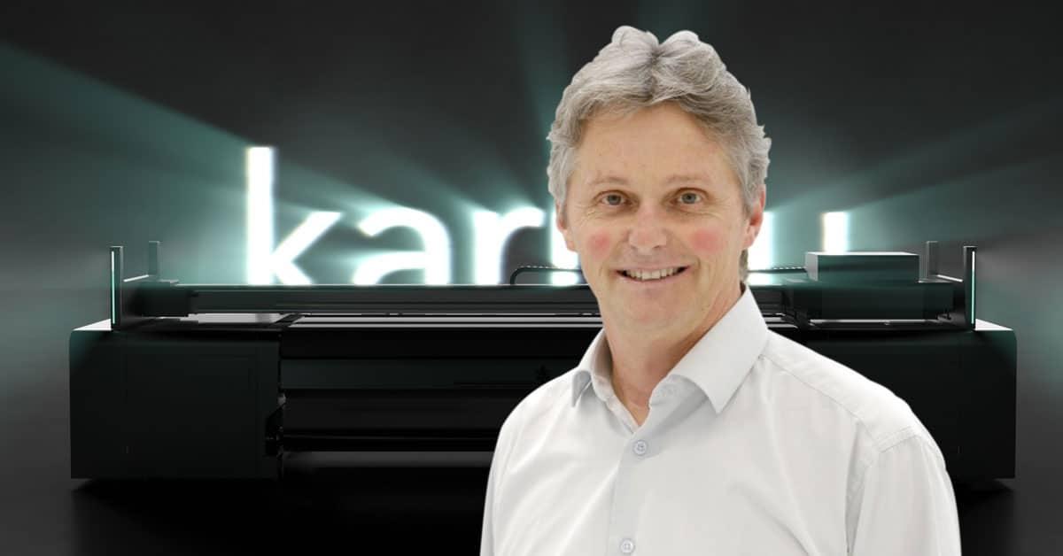 Reto Eicher, CEO di swissQprint, parla di Karibu.
