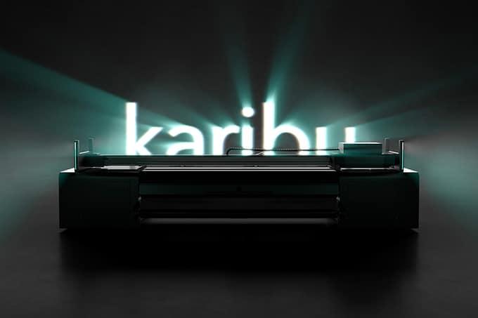 Karibu, la nuova roll-to-roll di swissQprint