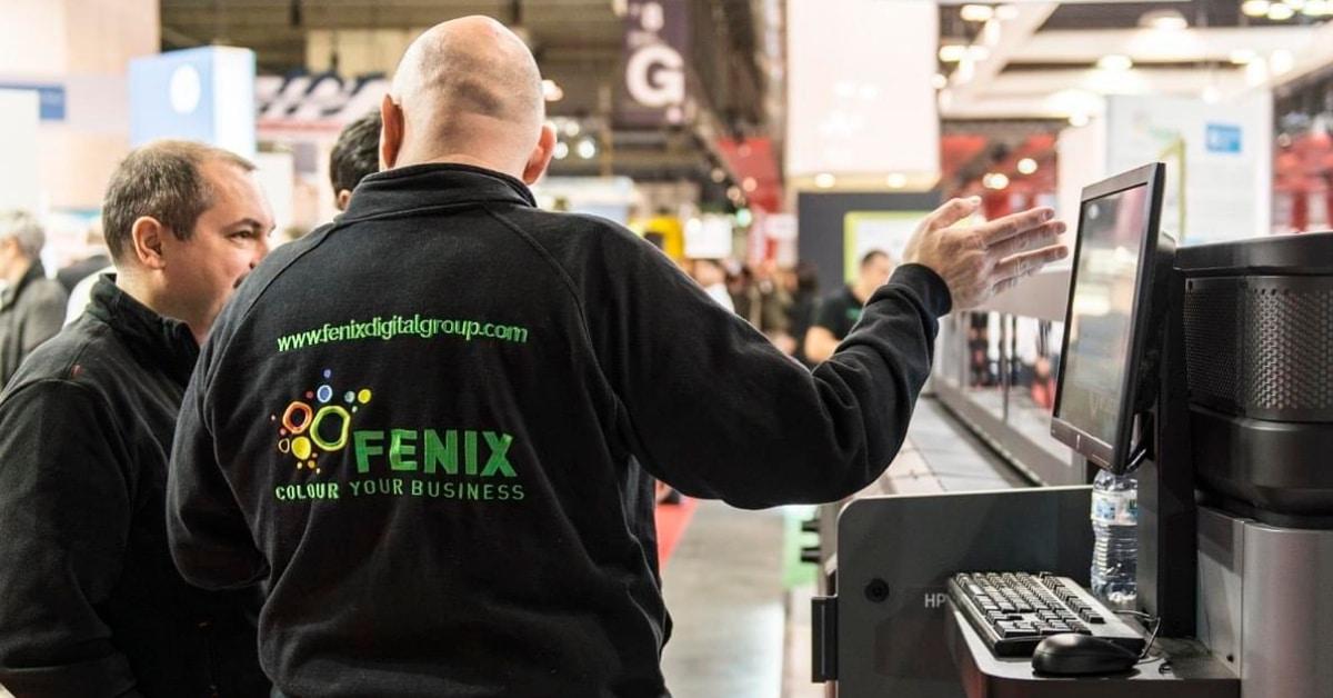 Plotter usato garantito da Fenix DG
