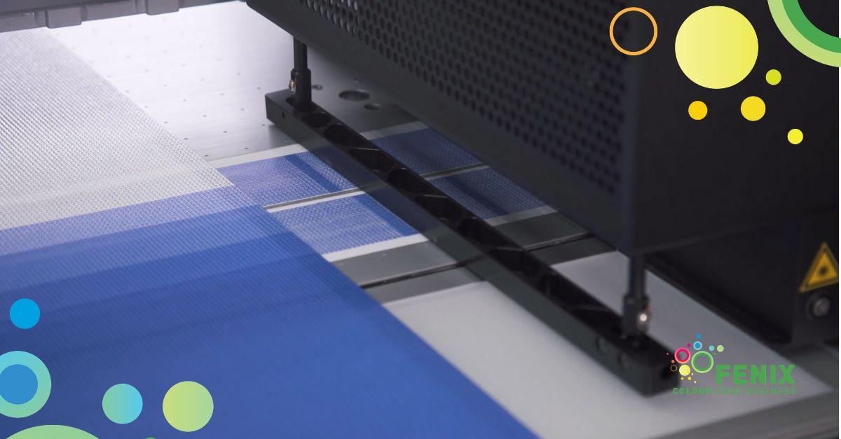 swissQprint Karibu: mesh kit per stampa su rete microforata