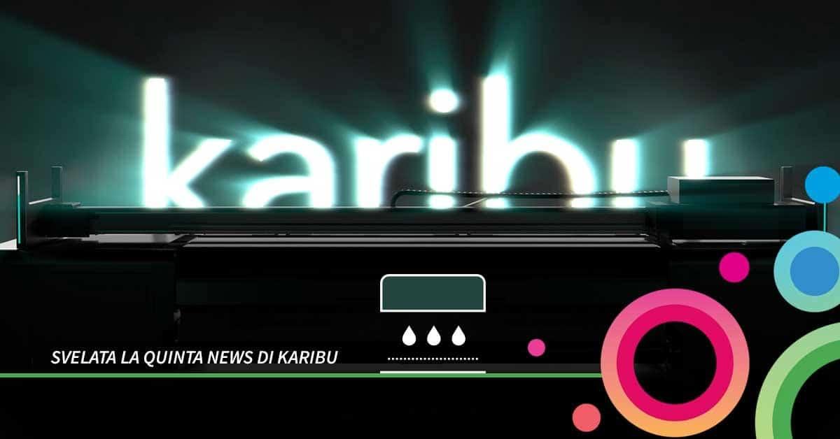 swissQprint Karibu: stampa su rete mesh microforata
