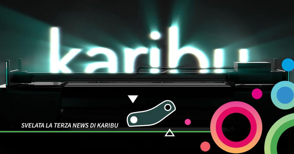 swissqprint karibu, terza novità rivelata