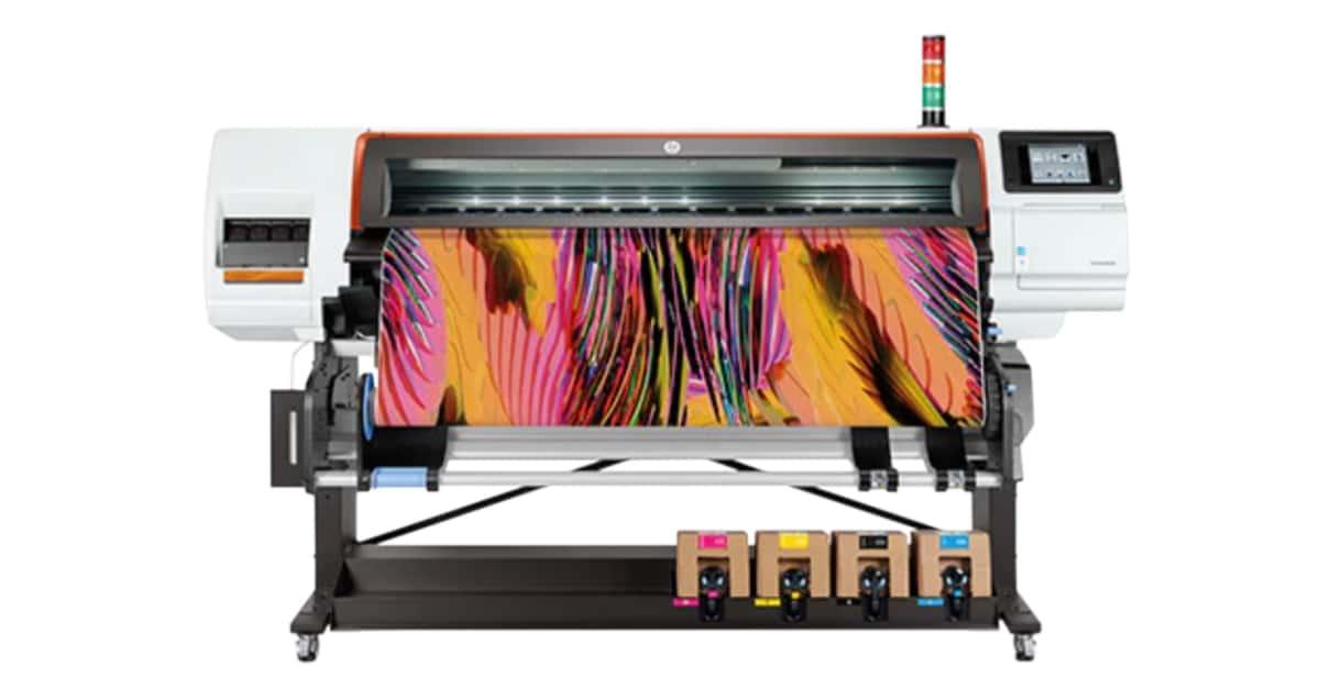 HP Stitch S500 | LA 1° STAMPANTE SUBLIMATICA CON TECNOLOGIA TERMICA