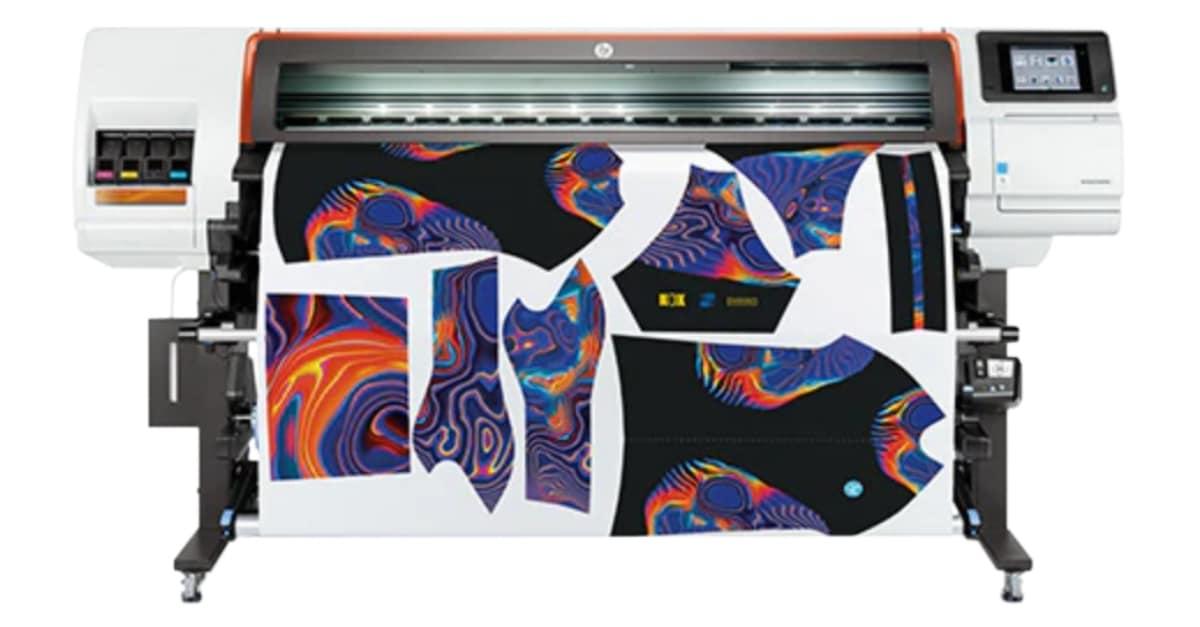 HP Stitch stampante sublimatica di grande formato