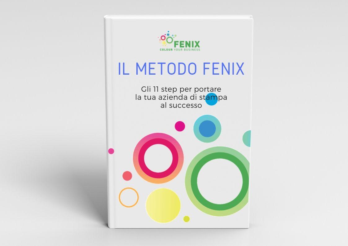 Il Metodo Fenix diventa un libro: idea per la copertina