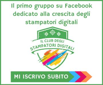 il club degli stampatori digitali